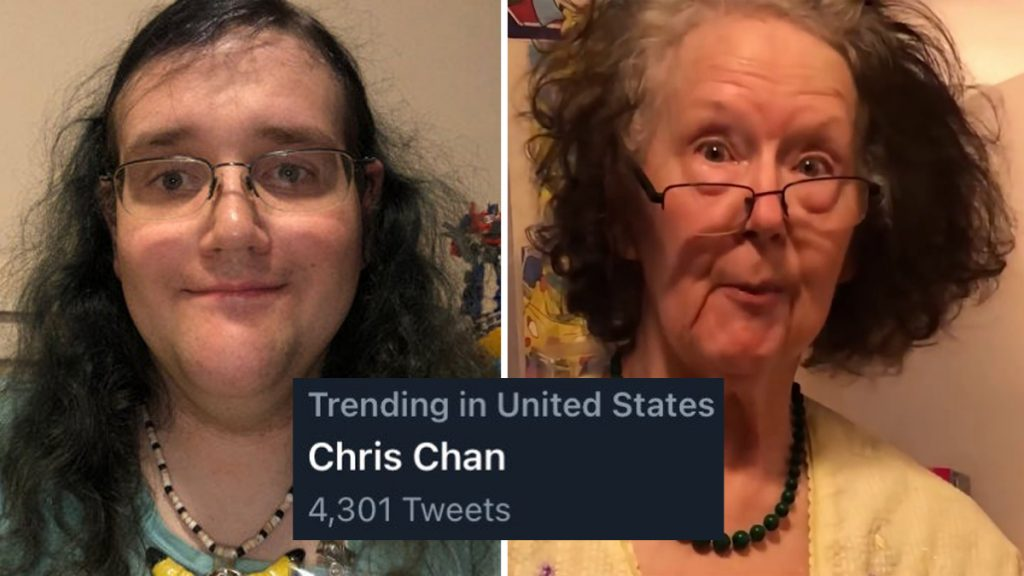 Who is chris chan